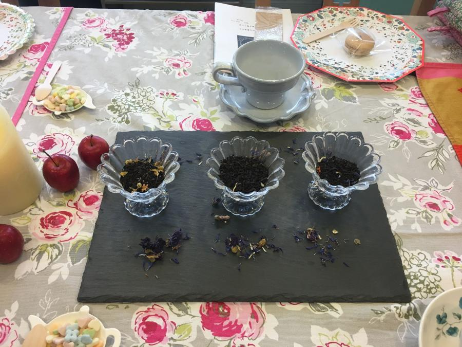 フランス紅茶のプロに学ぶ! ~実践!香りの紅茶を使ったカフェ運営講座~マリアージュ編