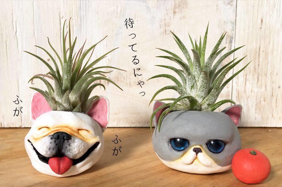 【大人気!】乾真希先生の粘土造形塾(5月)