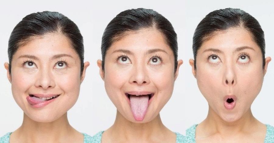 心に効く!顔ヨガセミナー(フェイスライン編)〜表情筋エクササイズで前向きマインドへ!