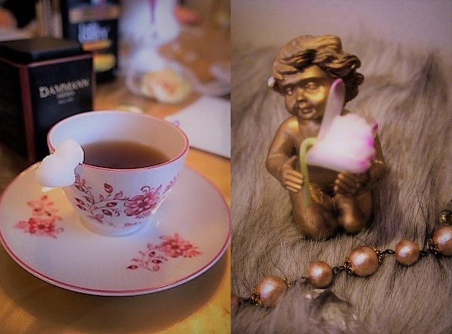 【OBP紅茶倶楽部】 ~ロマンティクなバレンタイン紅茶会~