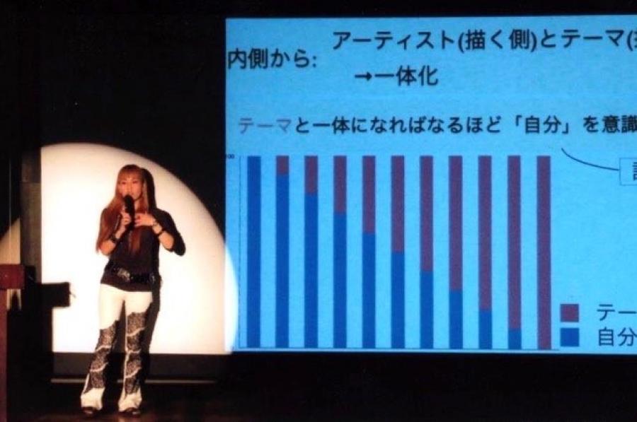 SAEKO 講演会+公演会 「自己表現・無意識の力」〜人生を最高の芸術作品に〜