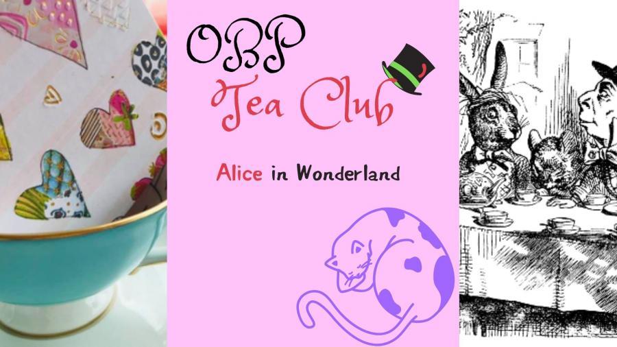 【リアル&Zoom同時開催】大人の夜の紅茶会~『不思議の国のアリス』の雑学とともに~