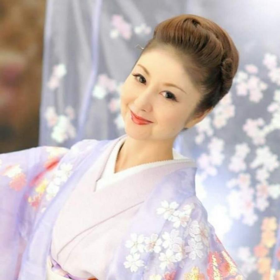【特別限定】日本舞踊家 花柳梅艶香 ヘアーアレンジ&ミニトークショー