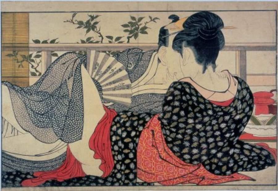 浮世絵春画