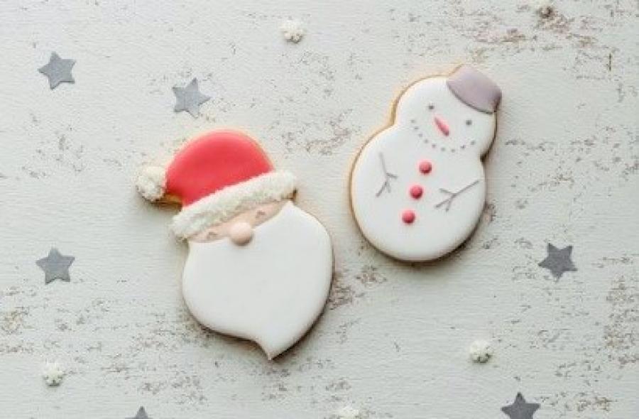 サクっと楽しむ!アイシングクッキー教室 クリスマス編