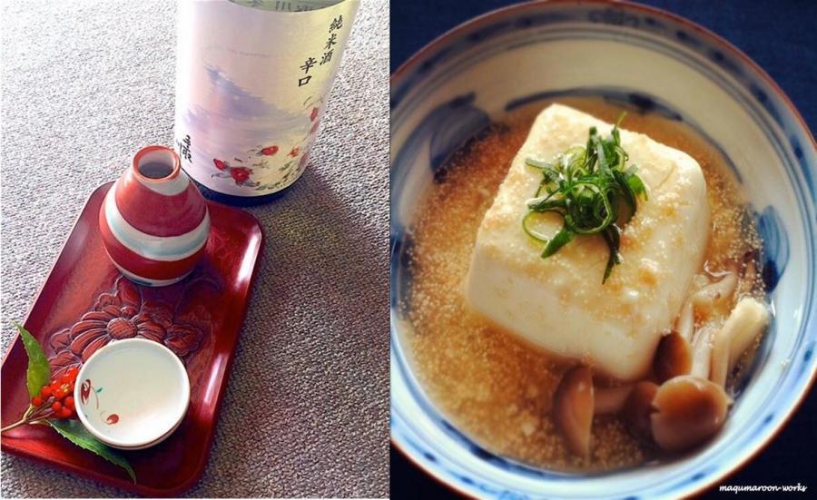 アカデミア横丁『日本酒お燗酒に合う酒肴スペシャル(レシピ付)』(2月)