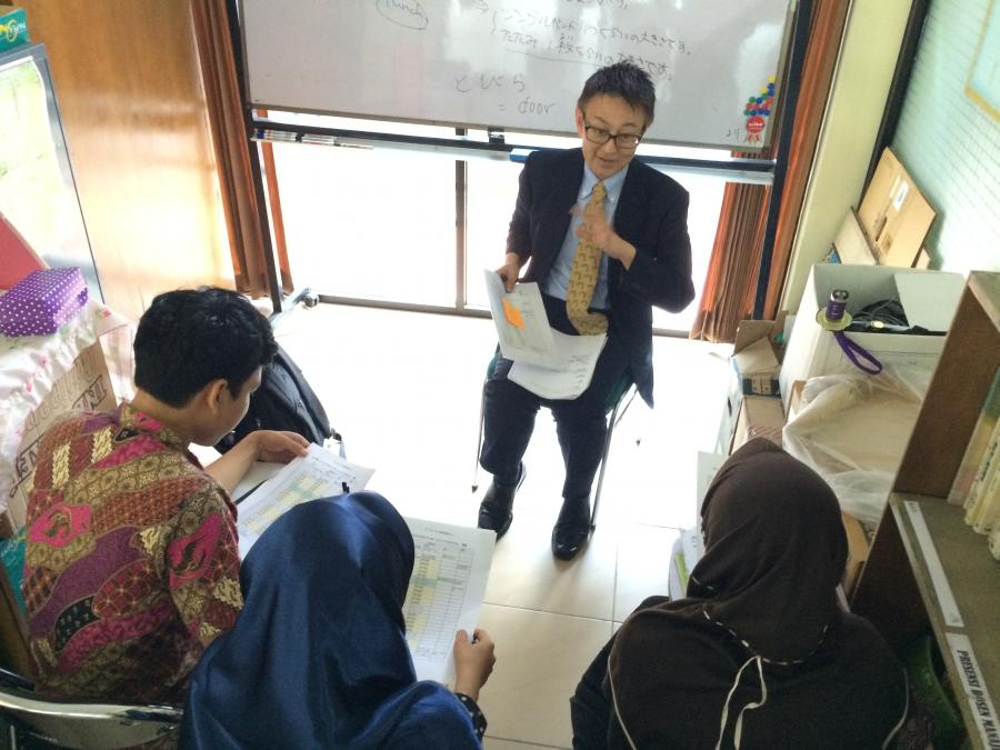 Career Matching Seminar for Indonesian Students