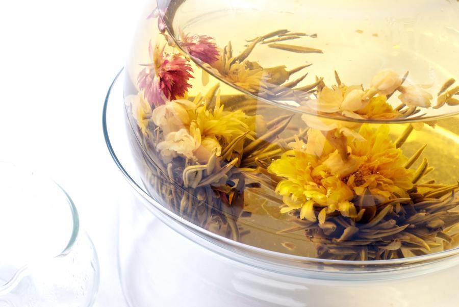 オリジナル薬膳茶づくり
