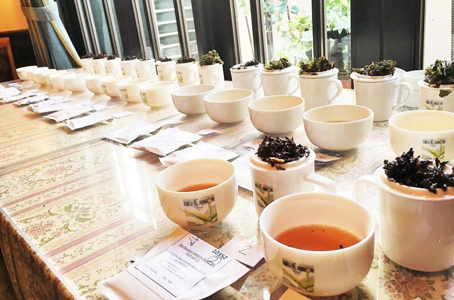 フランス紅茶のプロに学ぶ! ~実践!香りの紅茶を使ったカフェ運営講座~ アレンジホットティー編
