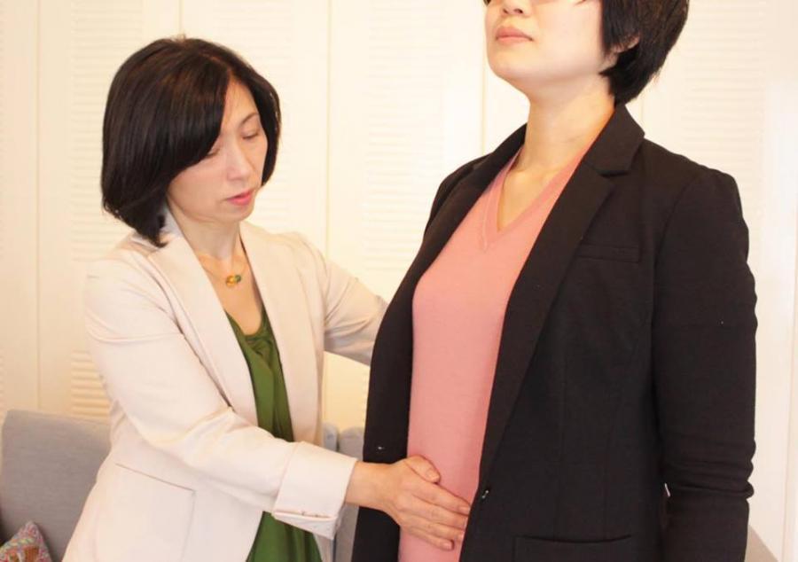 元NHKキャスターの「コミュニケーション力UP!笑顔と話し方セミナー」(基礎編)