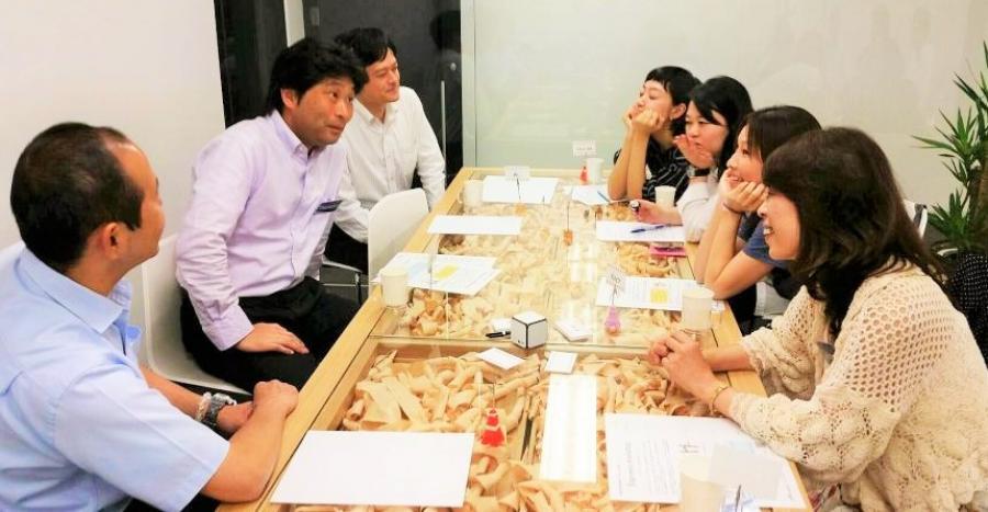 "English Station ""英会話Chat Club"" (9月)"