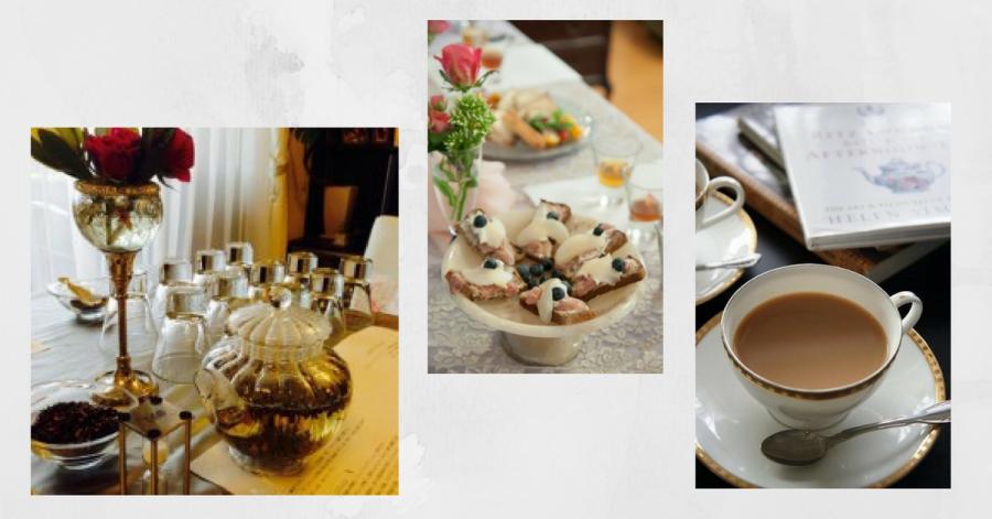 【OBP紅茶倶楽部】 ~紳士淑女のイブニング《アフタヌーン・ティー》~