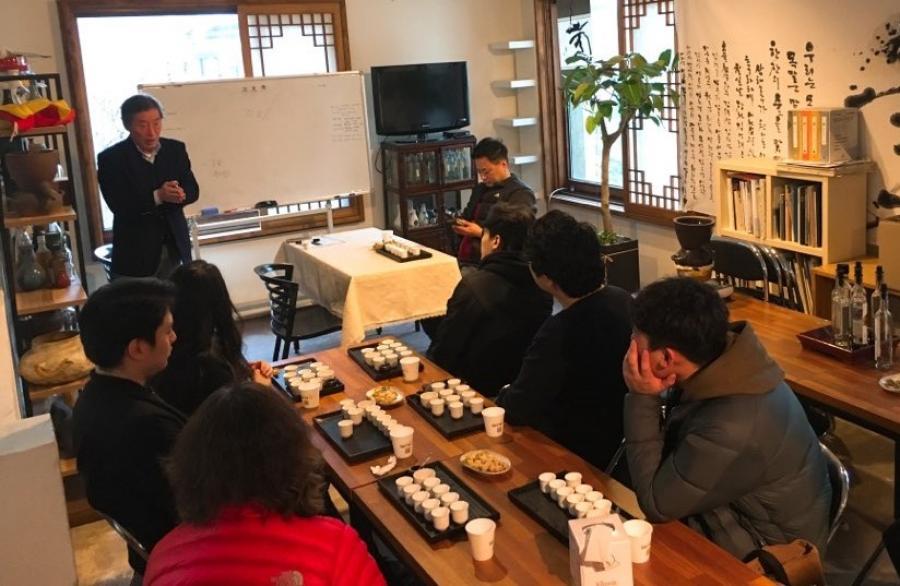 【韓国文化観光シリーズvol.3】韓国・伝統酒セミナー