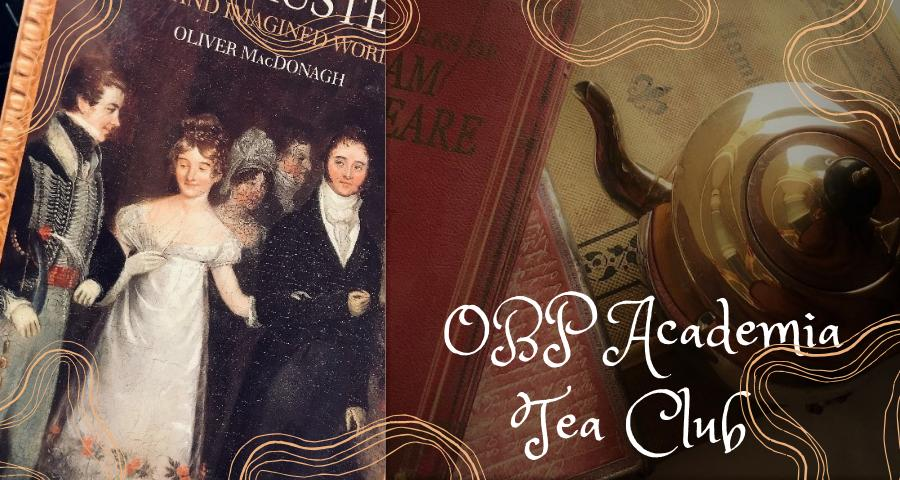 OBP紅茶倶楽部 英文学を片手に、秋の夜長のティータイム♪