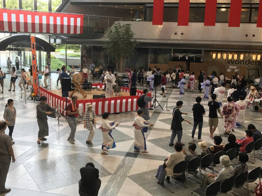 【城まちフェスタ 盆踊り】浴衣レンタルプラン