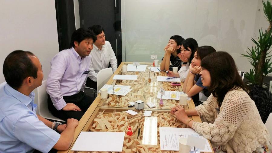 "English Station ""英会話Chat Club"" (8月)"