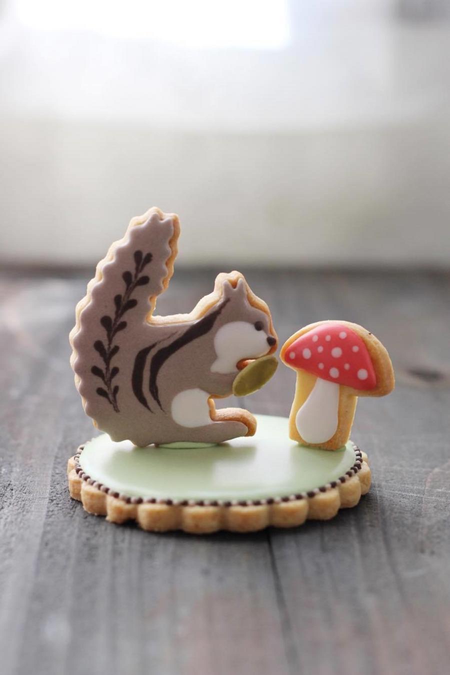 サクッと楽しむ!利加先生のお手軽アイシングクッキー教室(9月)【2,500円(税別・材料費一式込)】