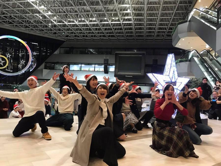 フラッシュモブダンス練習会2018~プロダンサーと一緒にサプライズ!~