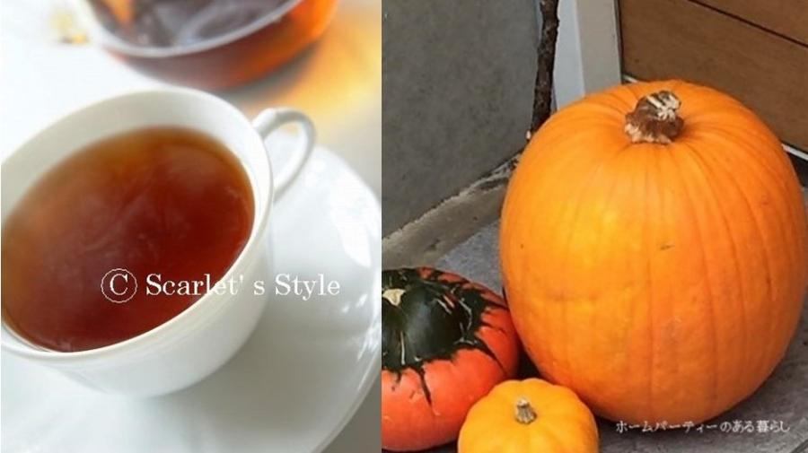 【OBP紅茶倶楽部】 アイリッシュな秋のティータイム♪