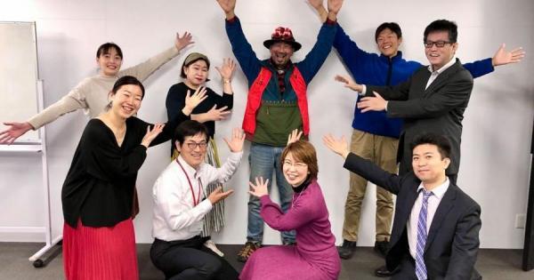 会員でもあり講師も務めておりますIndy Nakanishiさんのお誕生日