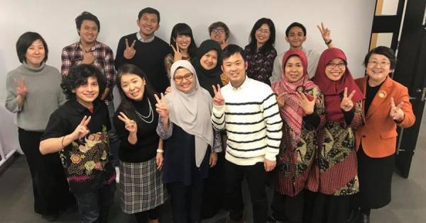 インドネシア&日本交流会