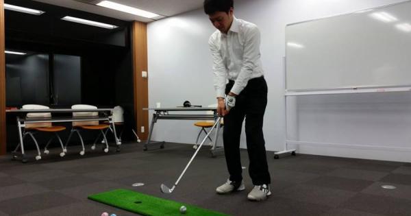 ティーチングプロによるゴルフサークル