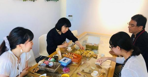喫茶アカデミア(仮)中国茶編