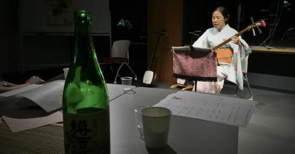【新企画】ほろ酔い三味線ライブが始まりました!