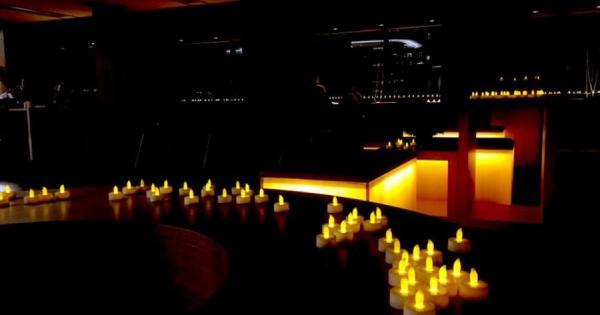 「灯りを楽しむカフェナイト」