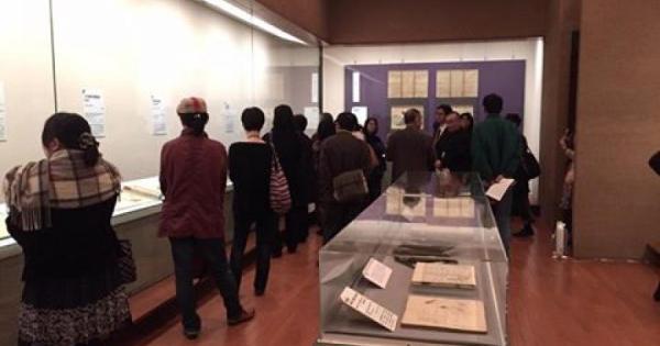 浮世絵春画講座の皆さまと、細見美術館の春画展を鑑賞しました。