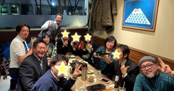 大阪ものかき隊 12月交流会