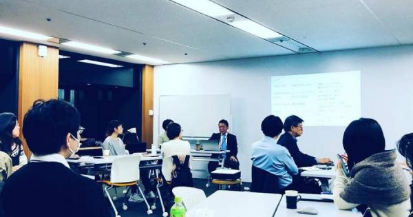 大阪ものかき隊の定例隊員交流会