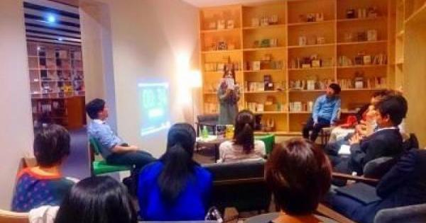 「~集中力を高める~BOOKヨガ・新しい本の読み方」講座開催