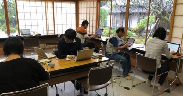 ライターコミュニティ「大阪ものかき隊」の合宿