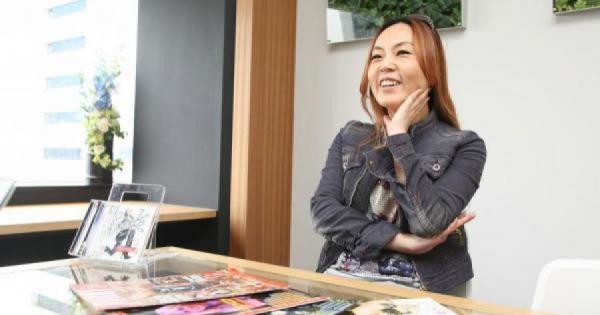 【インタビュー】ヘヴィメタル・アーティストSAEKOさん