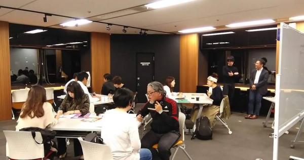 大阪ものかき隊スキルアップ交流会第4回目