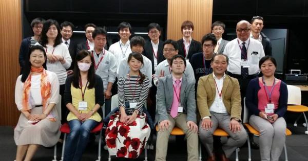初めての会員交流会を開催しました。