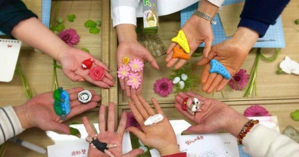 「粘土造形体験塾-箸置き編-」を開催しました!