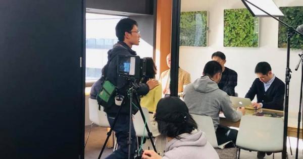 コワーキングで映画も作っちゃおう! OBPアカデミア会員の 日浦 明大さんの新作映画
