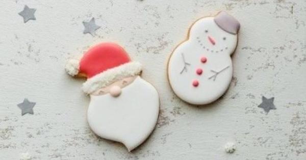 会社帰りにサクっと楽しむ!!お手軽アイシングクッキー教室 クリスマス編