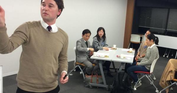 留学コンサルタントの出野さん主宰「おけいこ留学カフェ」セミナーが開催されました。