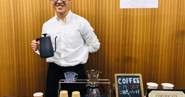 パティスリーマイン と喫茶アカデミアのコラボ企画